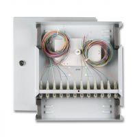 Glasvezel compact wall box